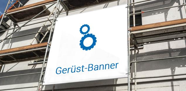 Gerüst-Banner 200 x 205 cm