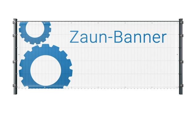 Zaun-Banner